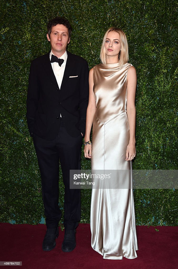 Idina Moncreiffe attends the 60th London Evening Standard Theatre Awards at London Palladium on November 30 2014 in London England