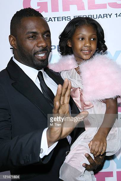 idris elba daughter - photo #21