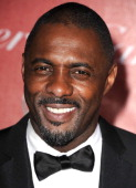 Idris Elba arrives at the 25th Annual Palm Springs International Film Festival Awards Gala at Palm Springs Convention Center on January 4 2014 in...