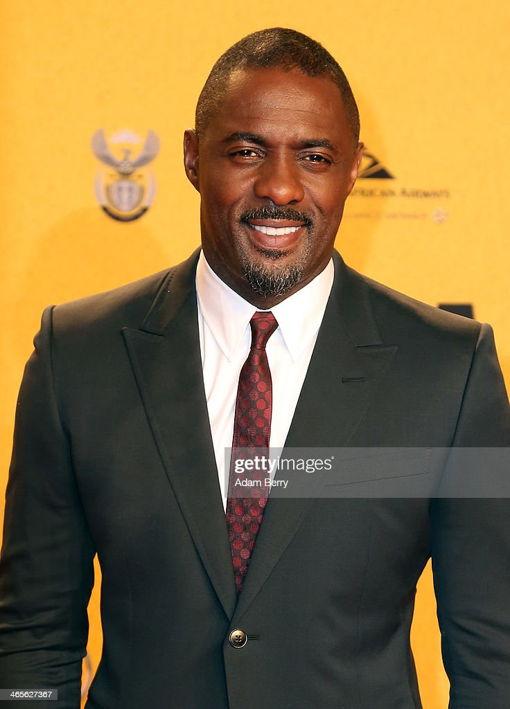 <a gi-track='captionPersonalityLinkClicked' href=/galleries/search?phrase=Idris+Elba&family=editorial&specificpeople=215443 ng-click='$event.stopPropagation()'>Idris Elba</a> arrives for the premiere of the film 'Mandela: Long Walk to Freedom' (Mandela: Der lange Weg zur Freiheit) at Zoo Palast on January 28, 2014 in Berlin, Germany.