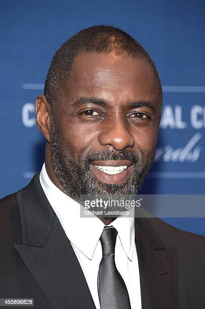 Idris Elba attends 8th Annual Clinton Global Citizen Awards at Sheraton Times Square on September 21 2014 in New York City
