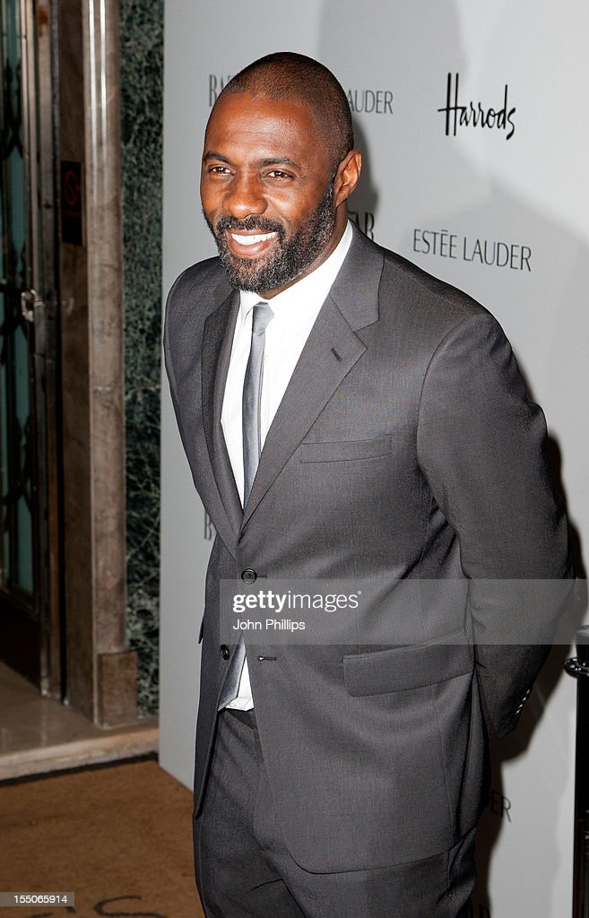 <a gi-track='captionPersonalityLinkClicked' href=/galleries/search?phrase=Idris+Elba&family=editorial&specificpeople=215443 ng-click='$event.stopPropagation()'>Idris Elba</a> attends the Harper's Bazaar Woman of the Year Awards at Claridge's Hotel on October 31, 2012 in London, England.
