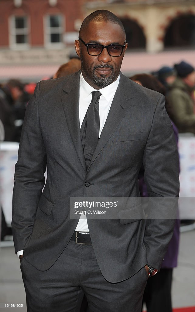 <a gi-track='captionPersonalityLinkClicked' href=/galleries/search?phrase=Idris+Elba&family=editorial&specificpeople=215443 ng-click='$event.stopPropagation()'>Idris Elba</a> attends the Prince's Trust Celebrate Success Awards at Odeon Leicester Square on March 26, 2013 in London, England.