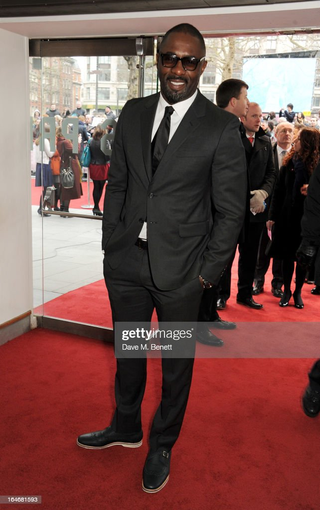 <a gi-track='captionPersonalityLinkClicked' href=/galleries/search?phrase=Idris+Elba&family=editorial&specificpeople=215443 ng-click='$event.stopPropagation()'>Idris Elba</a> attends The Prince's Trust & Samsung Celebrate Success Awards at Odeon Leicester Square on March 26, 2013 in London, England.