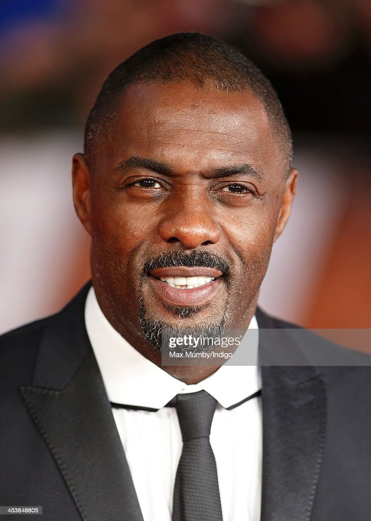 <a gi-track='captionPersonalityLinkClicked' href=/galleries/search?phrase=Idris+Elba&family=editorial&specificpeople=215443 ng-click='$event.stopPropagation()'>Idris Elba</a> attends the Royal film performance of 'Mandela: Long Walk to Freedom' at Odeon Leicester Square on December 5, 2013 in London, England.