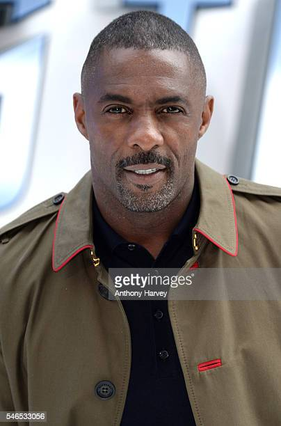 Idris Elba attends the UK premiere of 'Star Trek Beyond' on July 12 2016 in London United Kingdom