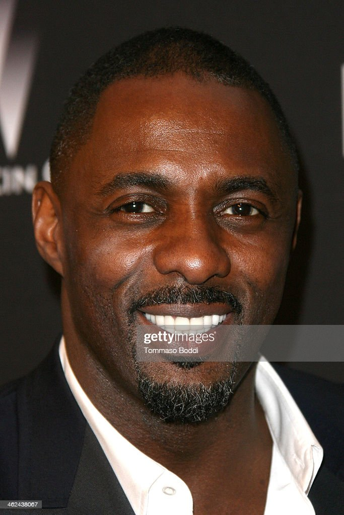<a gi-track='captionPersonalityLinkClicked' href=/galleries/search?phrase=Idris+Elba&family=editorial&specificpeople=215443 ng-click='$event.stopPropagation()'>Idris Elba</a> attends the Weinstein Company's 2014 Golden Globe Awards after party on January 12, 2014 in Beverly Hills, California.