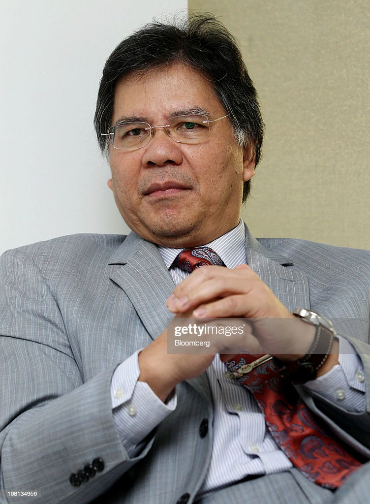 Idris Jala, minister in the Malaysian Prime Minister's Department and chief executive officer of the government's Performance Management and Delivery Unit (Pemandu), attends an interview in Kuala Lumpur, Malaysia, on Monday, May 6, 2013. Malaysia Prime Minister Najib Razak's coalition extended its 55-year rule even as it bled support from Chinese voters, retaining a parliamentary majority in election results that spurred gains in stocks and the currency. Photographer: Goh Seng Chong/Bloomberg via Getty Images