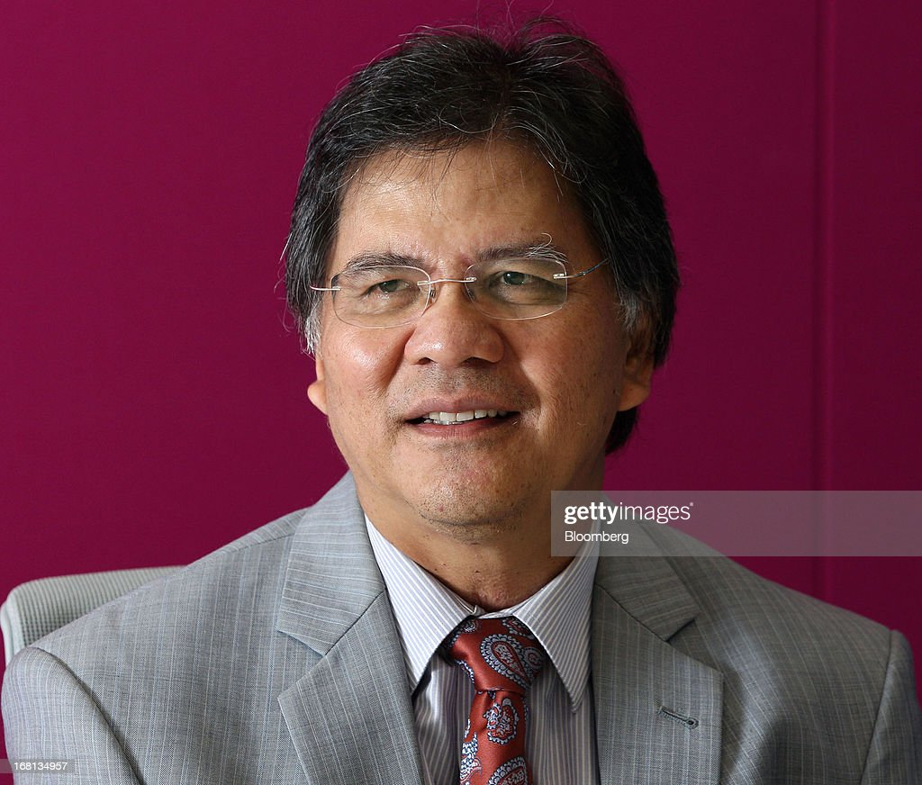 Idris Jala, minister in the Malaysian Prime Minister's Department and chief executive officer of the government's Performance Management and Delivery Unit (Pemandu), speaks during an interview in Kuala Lumpur, Malaysia, on Monday, May 6, 2013. Malaysia Prime Minister Najib Razak's coalition extended its 55-year rule even as it bled support from Chinese voters, retaining a parliamentary majority in election results that spurred gains in stocks and the currency. Photographer: Goh Seng Chong/Bloomberg via Getty Images