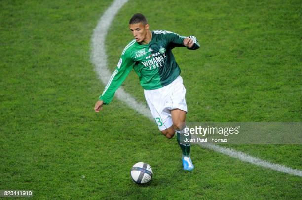Idriss SAADI Saint Etienne / Lorient 12eme journee de Ligue1