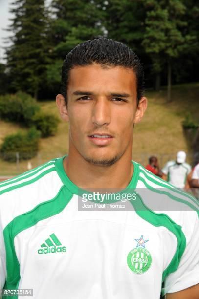 Idriss SAADI Saint Etienne / Clermont Match amical Le Puy En Velay