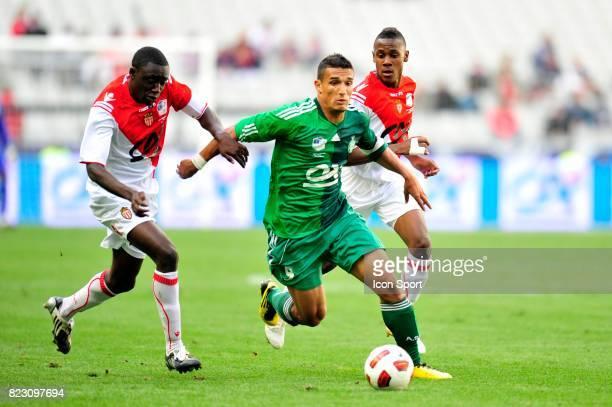 Idriss SAADI Monaco / Saint Etienne Finale de la Coupe Gambardella 2011 Stade de France