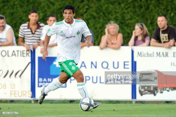 Idriss SAADI Saint Etienne / Dijon Match Amical Roanne