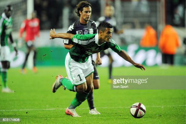 Idriss SAADI Saint Etienne / Toulouse 7eme journee de Ligue 1
