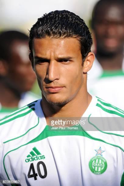 Idriss SAADI Saint Etienne / Nice Match amical Chambery
