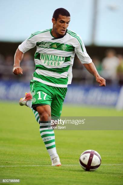 Idriss SAADI Saint Etienne / Rio Ave Match de preparation