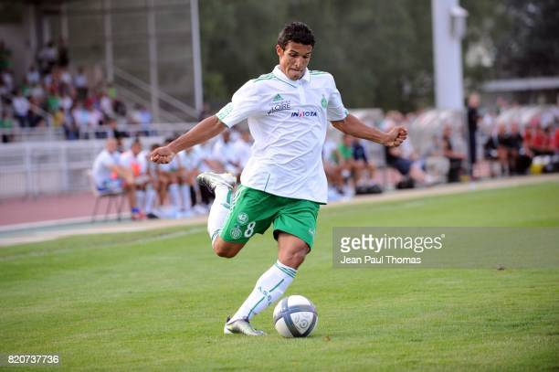 Idriss SAADI Saint Etienne / Neuchatel Xamax Match Amical Aix les Bains