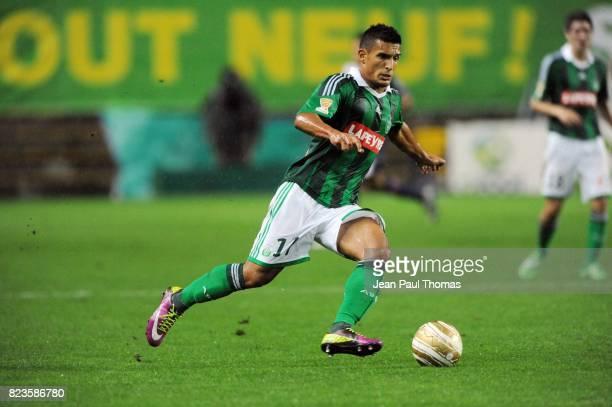 Idriss SAADI Saint Etienne / Bordeaux 16e finale Coupe de la Ligue