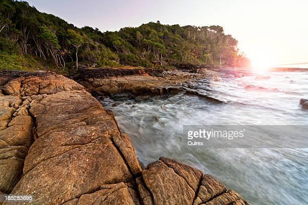 Idyllic Coastline