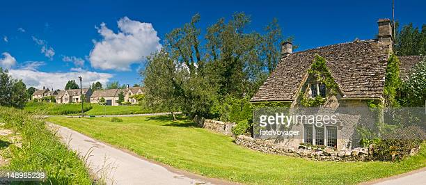 Idyllic country cottage summer village