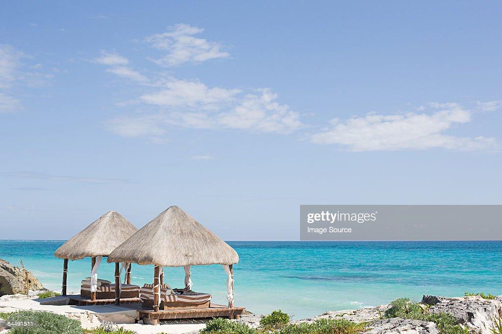 Idyllic holiday resort : Stock Photo