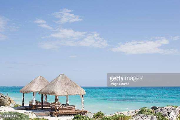 Idyllic holiday resort
