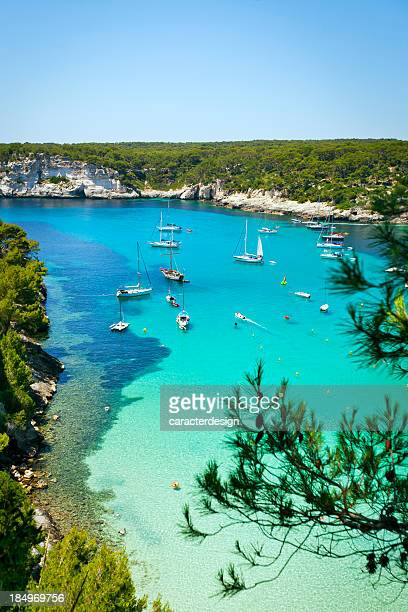 Idyllic holidays in Minorca