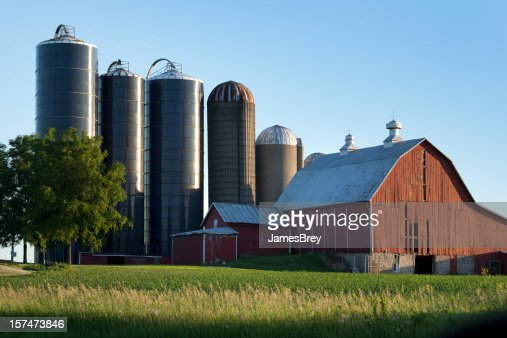 farm silo stock photos and pictures getty images