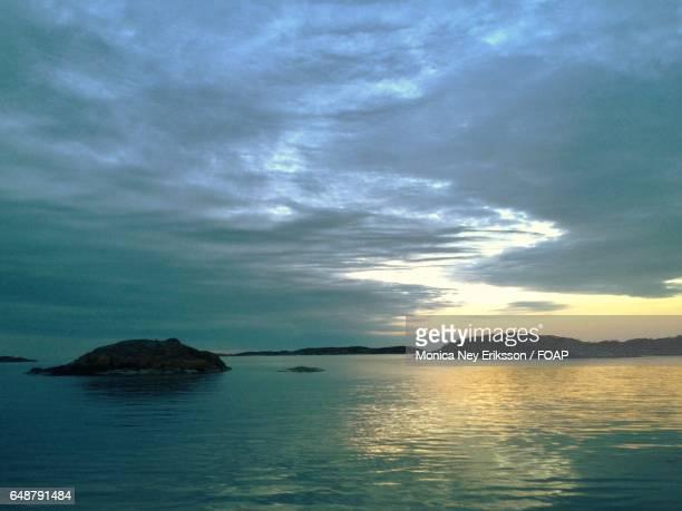 Idyllic sea