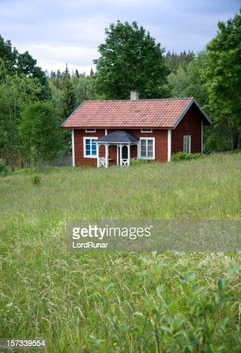 Idyllic summer house