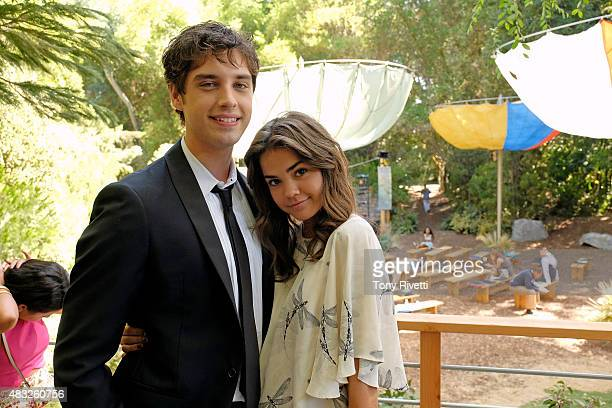 THE FOSTERS 'Idyllwild' A trip to Idyllwild brings longheld feelings to the surface in an allnew episode of 'The Fosters' airing Monday August 10...
