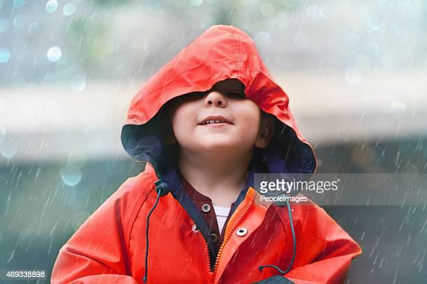悪天候の場合は、チェックイン時のクールな撮影