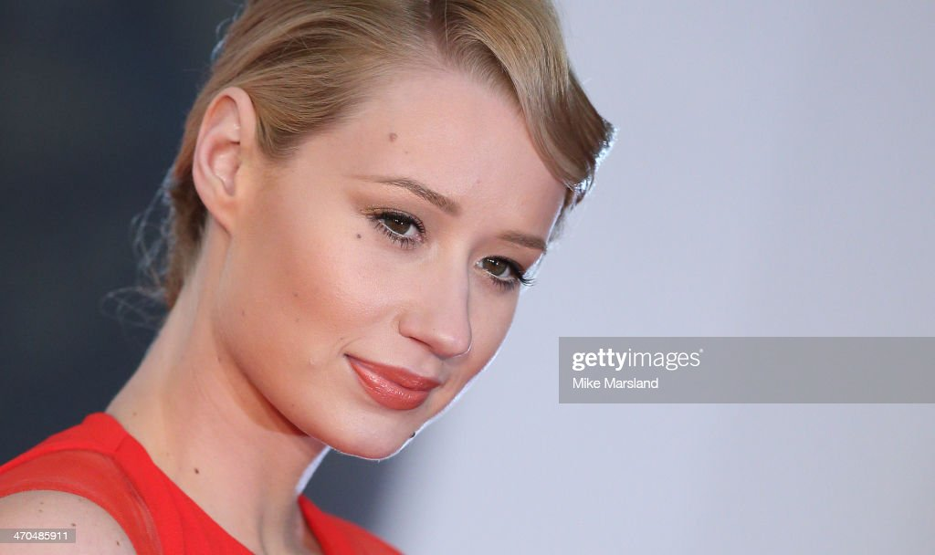 Iggy Azalea attends The BRIT Awards 2014 at 02 Arena on February 19, 2014 in London, England.