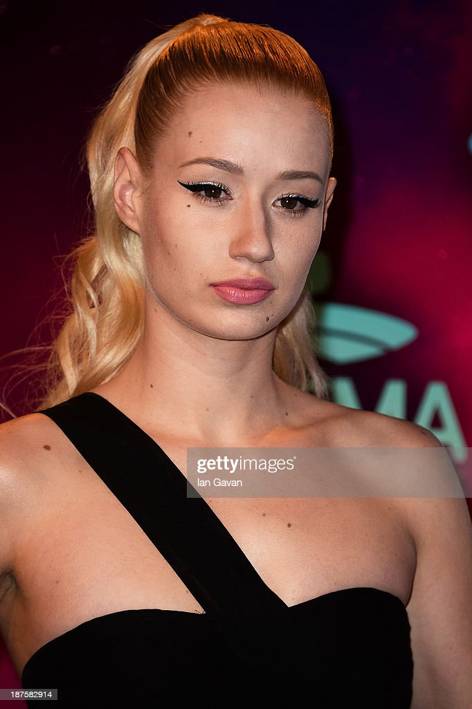 Iggy Azalea attends the MTV EMA's 2013 at the Ziggo Dome on November 10, 2013 in Amsterdam, Netherlands.