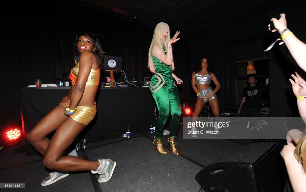 <a gi-track='captionPersonalityLinkClicked' href=/galleries/search?phrase=Iggy+Azalea&family=editorial&specificpeople=8558263 ng-click='$event.stopPropagation()'>Iggy Azalea</a> performs at The Odeon as part of the fifth annual Arthur's Day celebrations on September 26, 2013 in Dublin, Ireland. Arthur's Day sees fans come together to experience live music and cultural events in over 500 pubs around Ireland. This year Arthur's Day will spread beyond music to support, promote and showcase Ireland's innovators, artists, poets, writers and culinary experts. It promises to be an extraordinary night, featuring performances from hundreds of home grown acts, rising stars and other internationally renowned artists such as, The Script, James Vincent McMorrow, The Original Rudeboys, Girl Band, Bouts, Le Galaxie, Ham Sandwich, Daley, Manic Street Preachers, Emeli Sande, Janelle Monae, Biffy Clyro, Kodaline, <a gi-track='captionPersonalityLinkClicked' href=/galleries/search?phrase=Iggy+Azalea&family=editorial&specificpeople=8558263 ng-click='$event.stopPropagation()'>Iggy Azalea</a> and the legendary Bobby Womack. For more information visit www.guinness.com or www.facebook.com/Guinnessireland