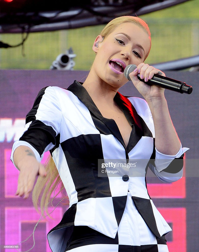 <a gi-track='captionPersonalityLinkClicked' href=/galleries/search?phrase=Iggy+Azalea&family=editorial&specificpeople=8558263 ng-click='$event.stopPropagation()'>Iggy Azalea</a> performs during the KIIS FM's 2014 Wango Tango at StubHub Center on May 10, 2014 in Los Angeles, California.