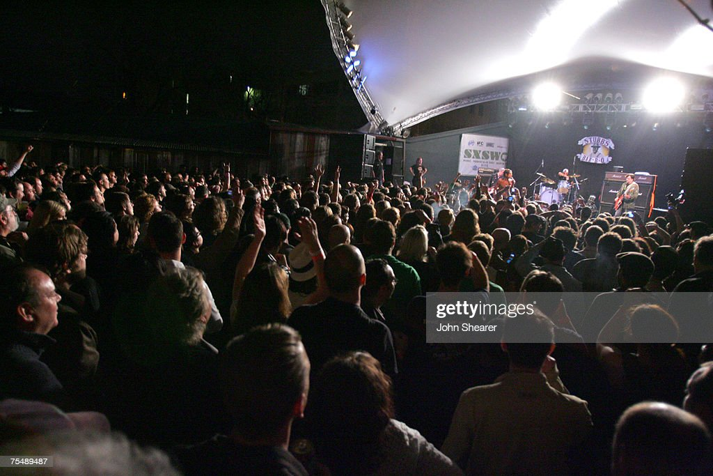 Iggy Pop and The Stooges at the Stubb's in Austin, Texas