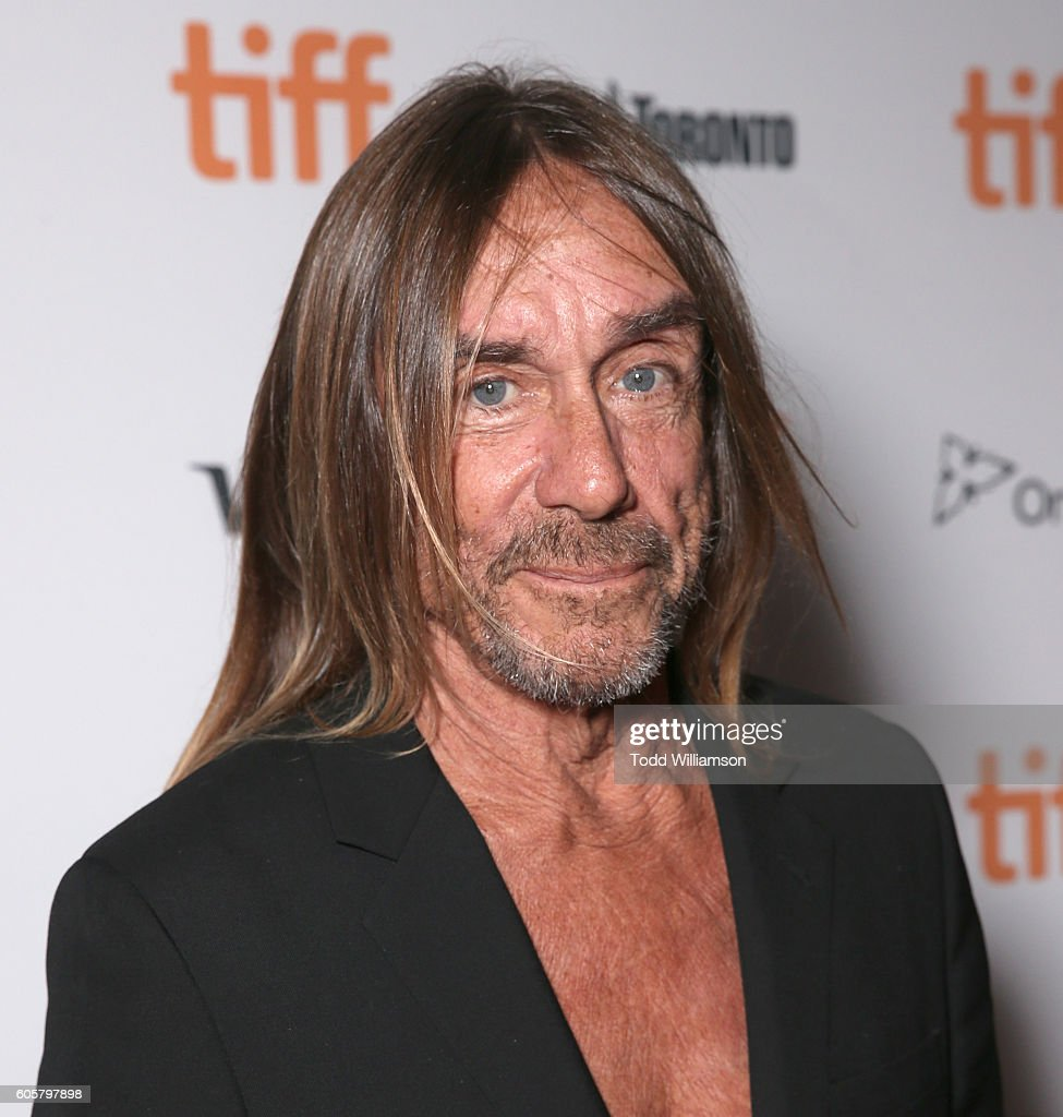 "Amazon Studios' ""Gimme Danger"" Toronto International Film Festival Premiere - Red Carpet"