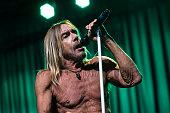 AUS: Iggy Pop Performs In Melbourne