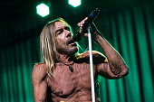 Iggy Pop Performs In Melbourne