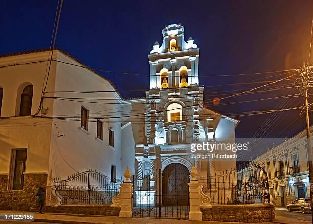 Iglesia Santa Monica