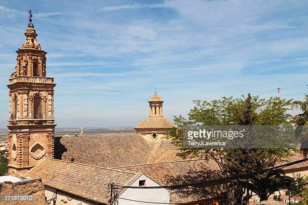 Iglesia Y Torre de la Merced, Osuna, Seville Province, Spain
