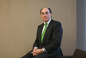 Ignacio Galan chairman of Iberdrola SA poses for a photograph following a Bloomberg Television interview in London UK on Wednesday Feb 18 2015...