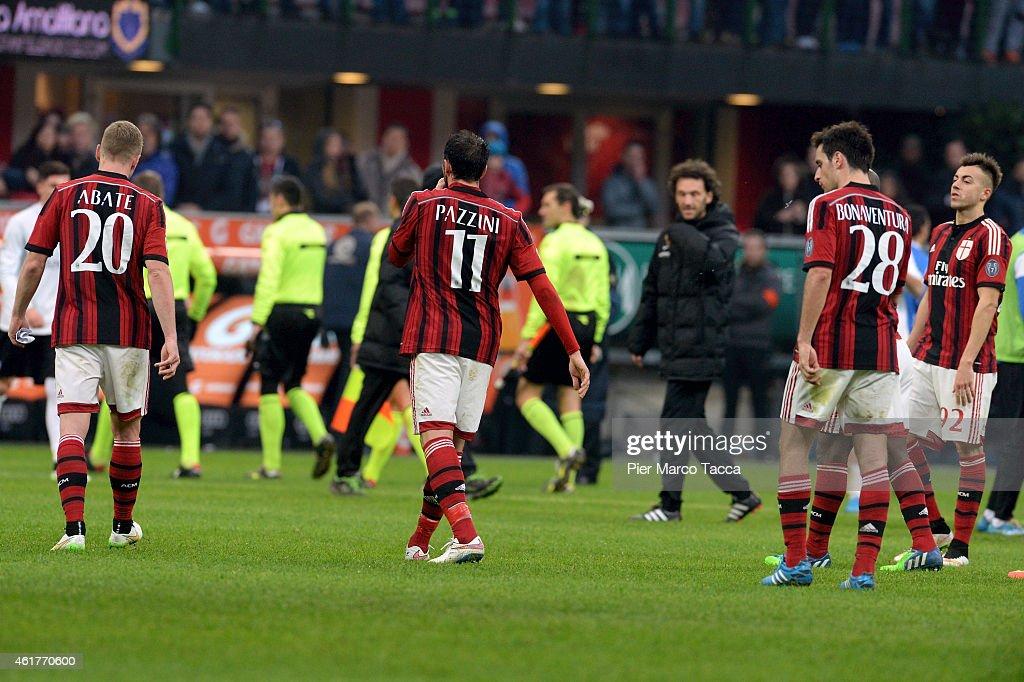 AC Milan v Atalanta BC