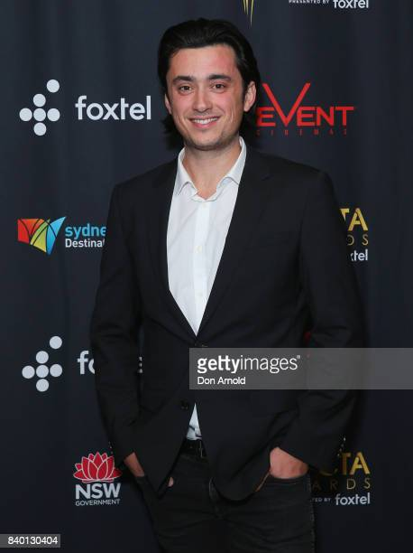 Igor Kramen attends the AACTA Festival of Australian Film opening night at Event Cinemas Bondi Junction on August 28 2017 in Sydney Australia