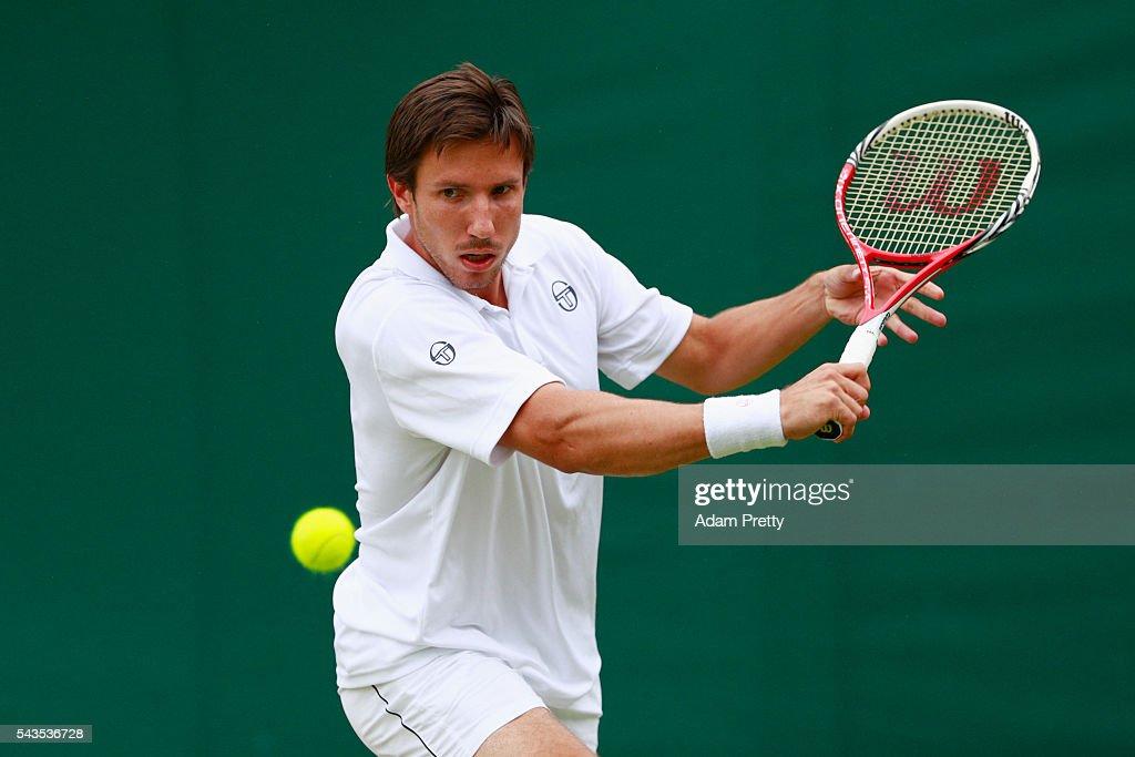 Day Three: The Championships - Wimbledon 2016