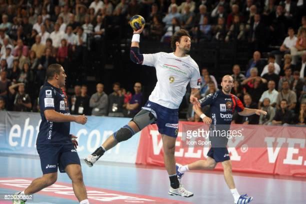 Igor VORI Montpellier / Hambourg Ligue des Champions Arena de Montpellier