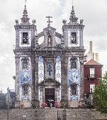 Igreja de St Ildefonso, Porto, Portugal
