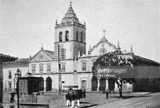 Igreja do Carmo' 1895 Igreja da Ordem Terceira do Carmo is a church located in Sao Paulo Brazil Established in 1592 the current church dates to 1929...