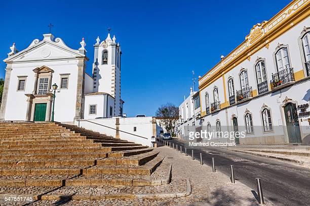 Igreja Sao Martinho and Casa de Estoi